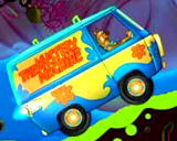 scooby doo driving game